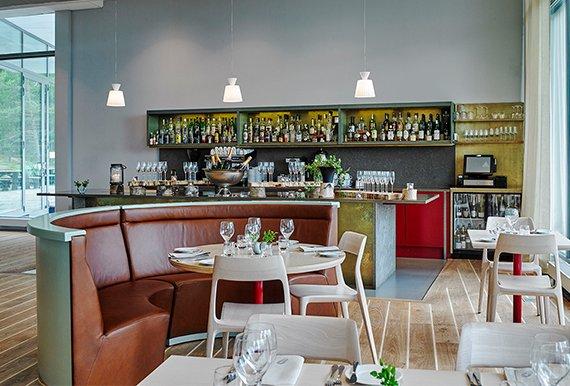 Artipelag Restaurang bar