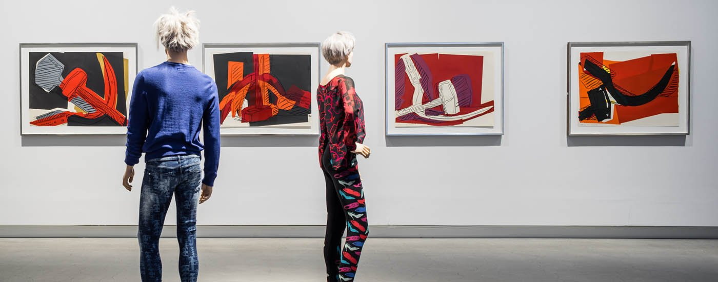 Current exhibition: The Legacy of Andy Warhol